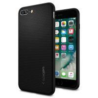 Чехол Spigen Liquid Air Armor для iPhone 7+ (5.5) черный
