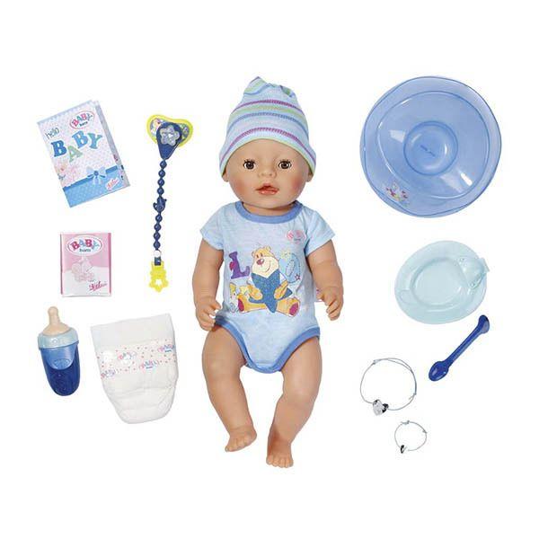 Кукла BABY born мальчик