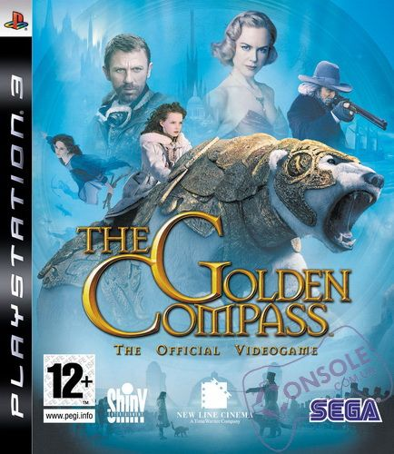 Игра The Golden Compass (PS3)