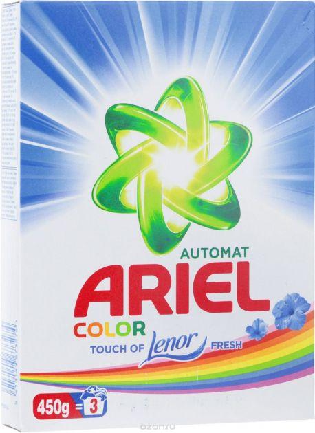 Стиральный порошок Ariel  автомат Колор 450г