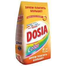 Стиральный порошок DOSIA колор 13,5кг