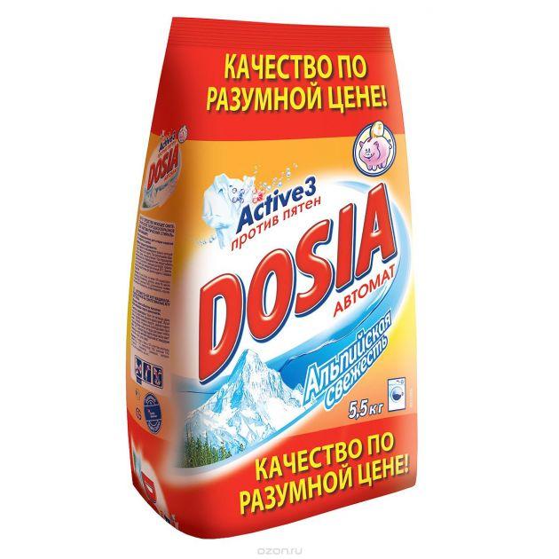 Стиральный порошок DOSIA 5,5кг