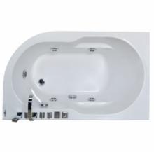 Акриловая ванна Royal Bath Azur 170x80  RB 614203 L/R