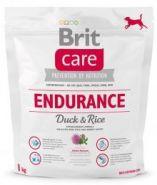BRIT Care Endurance Duck&Rice Для взрослых собак всех пород с высокой активностью (утка/рис) (1 кг)
