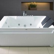 Акриловая ванна Royal Bath Triumph 180x120 RB 665100 с панелями