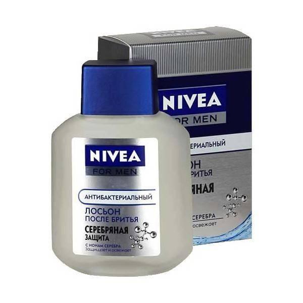 NIVEA лосьон после бритья For men 100мл