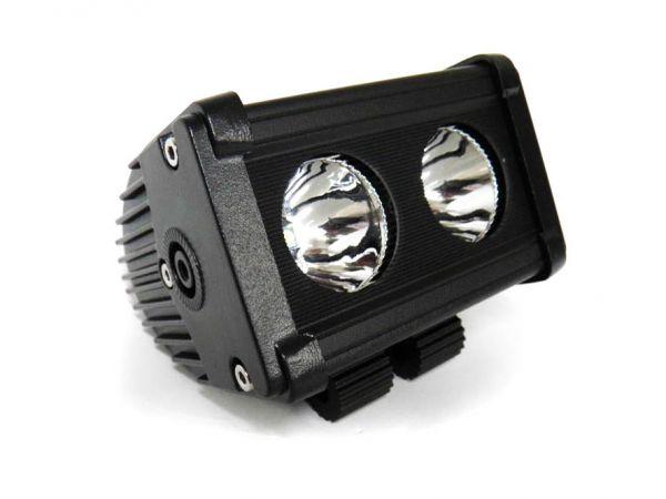 Однорядная светодиодная балка дальнего света X10 20W CREE