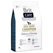 BRIT Care Dog Show Champion Salmon&Herring Для выставочных собак всех пород с лососем, сельдью и рисом (3 кг)