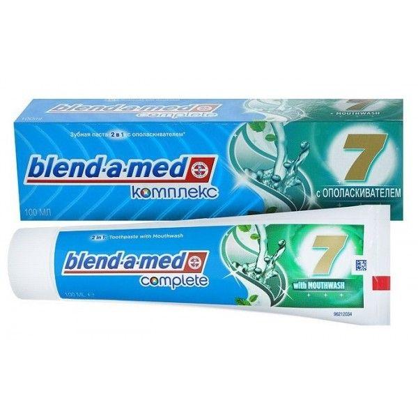 BLEND-A-MED зубная паста 100мл