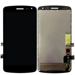 LCD (Дисплей) LG X220DS K5 (в сборе с тачскрином) (black) Оригинал