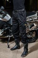 Мотоджинсы ForceRiders (UK), Карго, мужские, черный
