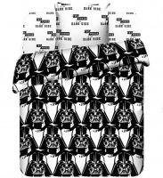 """Подростковое постельное белье """"Дарт Вейдер"""" рис.5239."""