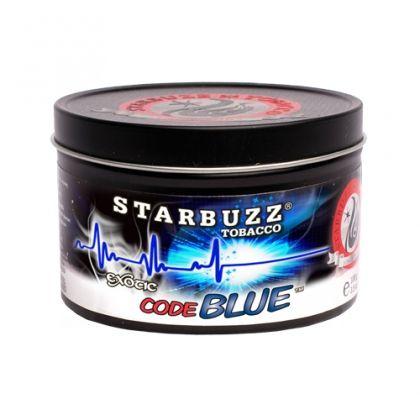 Табак для кальяна Starbuzz - BOLD Code Blue (Голубой код)