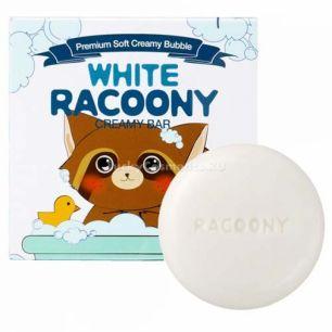 """SECRET KEY"" White Racoony Creamy Bar Мыло кремовое осветляющее  85гр"