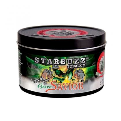 Табак для кальяна Starbuzz - BOLD Green Savior (Зеленый дракон)