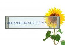 Инфракрасный нагреватель для теплицы Пион Thermo Glass П-20 2000Вт