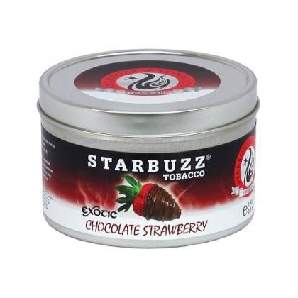 Табак для кальяна Starbuzz -  Chocolate Strawberry (Клубника в Шоколаде)