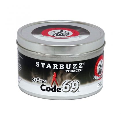 Табак для кальяна Starbuzz -  Code 69 (Код 69)