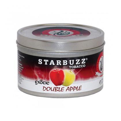 Табак для кальяна Starbuzz -  Double Apple (Двойное Яблоко)