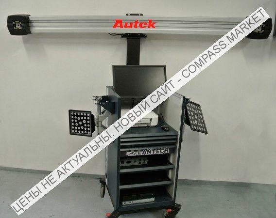 3D стенд сход развал AUTEK A-380, без лифта