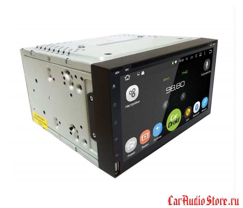 Roximo CarDroid RD-1004 2DIN Универсальная 7 (Android 8.0)
