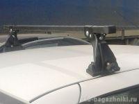 Багажник на крышу на Datsun On-Do, Datsun Mi-Do (Атлант, Россия), стальные дуги