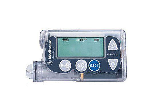 Помпа инсулиновая Paradigm Модели MMT-715