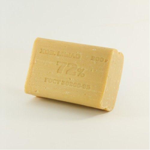 Мыло хозяйственное 72% без запаха 200гр