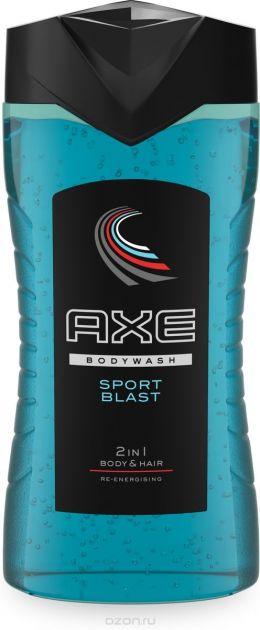 AXE Гель для душа+шампунь  250мл