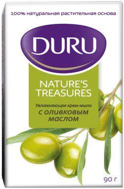 Крем-Мыло DURU Natures увлажняющее 90гр