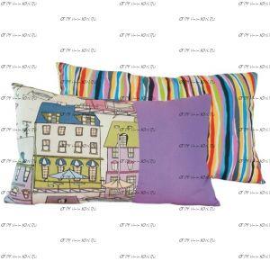 Подушка малая Соня (35х60) (Детская)