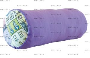 Подушка-валик Соня (20х60) (Детская)
