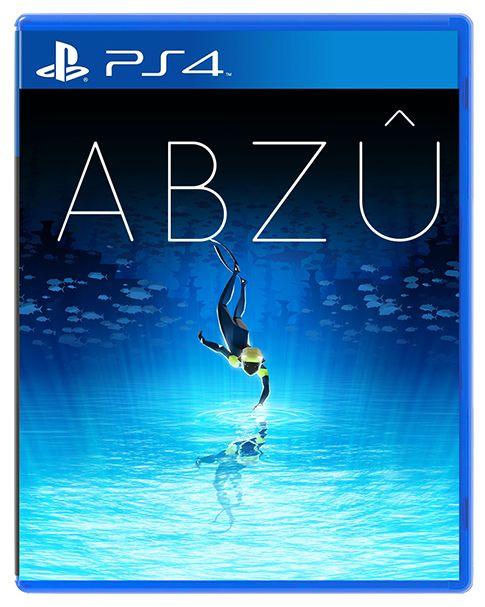 игра ABZU (PS4)