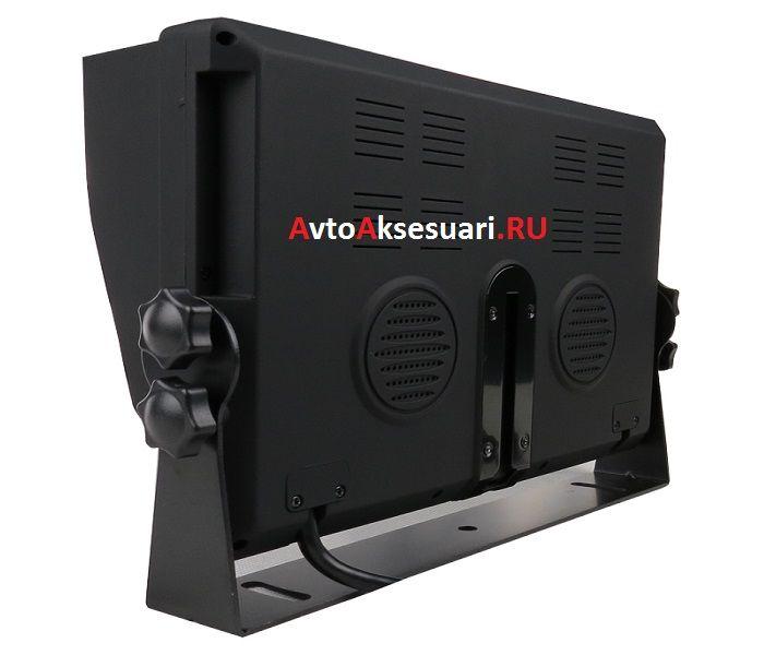 Камеры заднего вида 4 шт с монитором 9 дюймов для грузовиков и автобусов PZ700/4