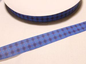 Лента репсовая с рисунком, ширина 22 мм, длина 10 м, Арт. ЛР5510