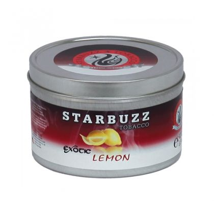 Табак для кальяна Starbuzz -  Lemon (Лимон)