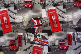 Лондон футер 2-х нитка с лайкрой