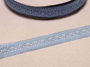 `Лента репсовая с рисунком, ширина 28 мм, Арт. Р-ЛР5520-1