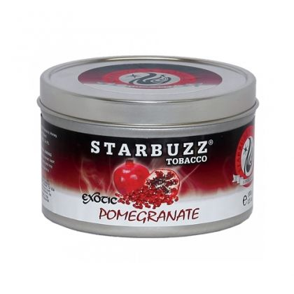Табак для кальяна Starbuzz - Pomegranate (Гранат)