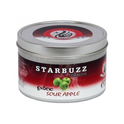 Табак для кальяна Starbuzz - Sour Apple (Кислое Яблоко)