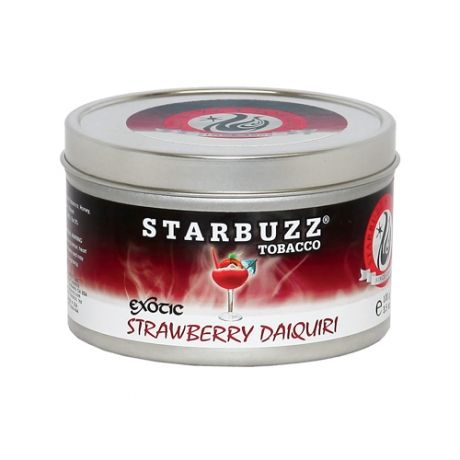 Табак для кальяна Starbuzz - Strawberry Daiquiri (Клубничный Дайкири)
