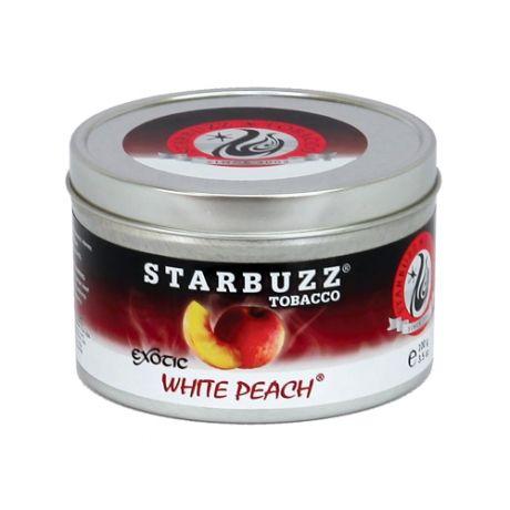 Табак для кальяна Starbuzz - White Peach (Белый Персик)