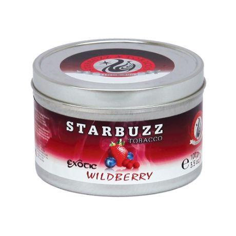 Табак для кальяна Starbuzz - Wild Berry (Дикие Ягоды)