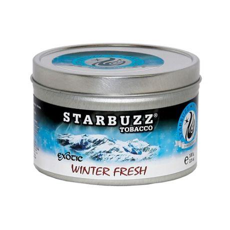 Табак для кальяна Starbuzz - Winter Fresh (Зимняя Свежесть)