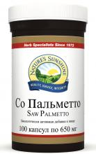 Со Пальметто, Saw Palmetto