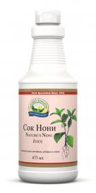 Сoк Нони Нэйчез, Nature's Noni Juice