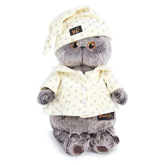 Кот Басик в пижамке Ks25-024