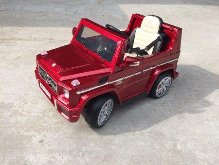 Электромобиль RiverToys Mercedes G65 LS-528 (лицензия)