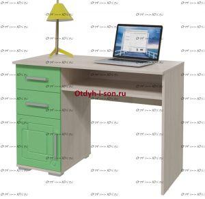 Стол письменный Индиго И-06 МДФ (105х50х76)