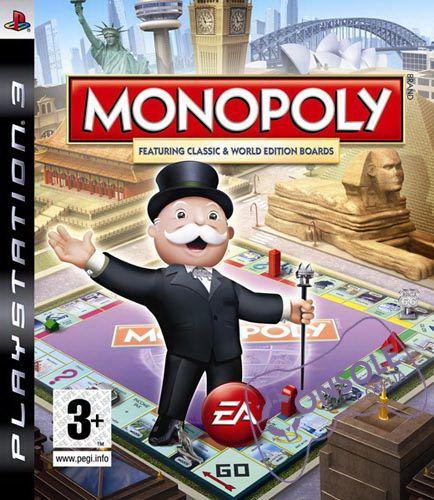 Игра Monopoly (PS3)